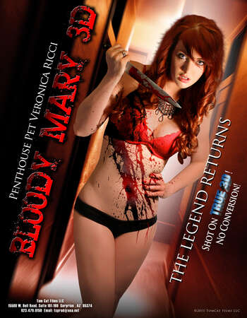 Bloody Mary 3D 2011 Hindi Dual Audio 720p BluRay x264