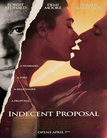 Indecent Proposal 1993 Hindi Dual Audio 720p BluRay ESubs