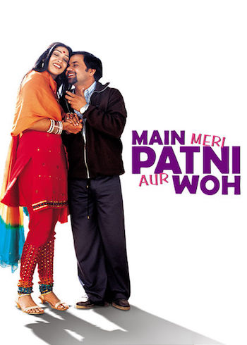 Main Meri Patni Aur Woh 2005 Full Hindi Movie 720p HDRip Download