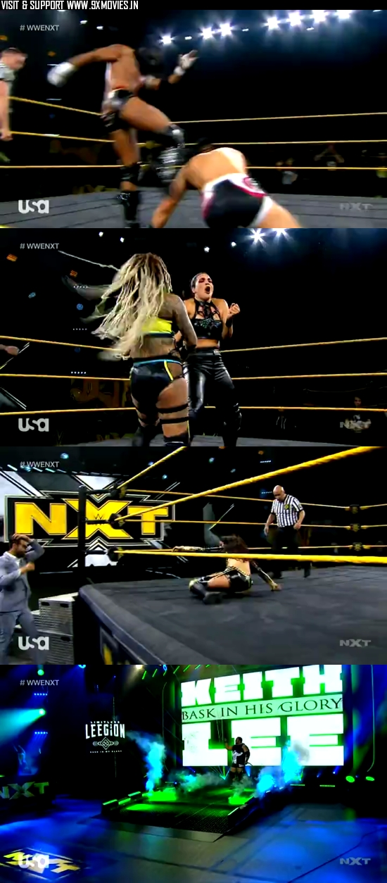 WWE NXT 17 June 2020 WEBRip 480p 300MB
