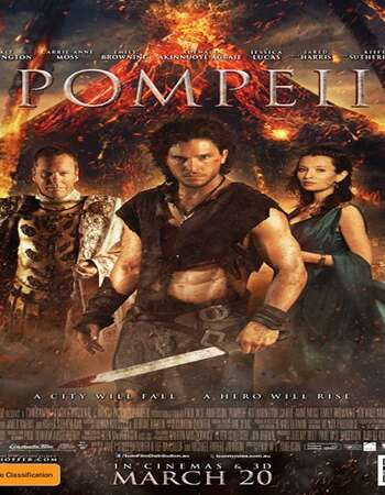 Pompeii 2014 Hindi Dual Audio 720p BluRay ESubs