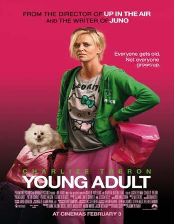 Young Adult 2011 Hindi Dual Audio 720p BluRay ESubs