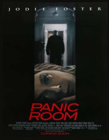 Panic Room 2002 Hindi Dual Audio BRRip Full Movie Download