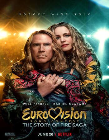 Eurovision Song Contest The Story of Fire Saga 2020 English 720p NF Web-DL 1GB MSubs