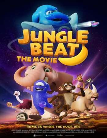 Jungle Beat The Movie 2020 English 720p Web-DL 750MB