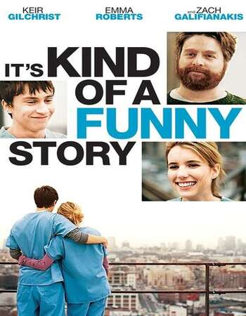Its Kind of a Funny Story 2010 Hindi Dual Audio 720p BluRay ESubs