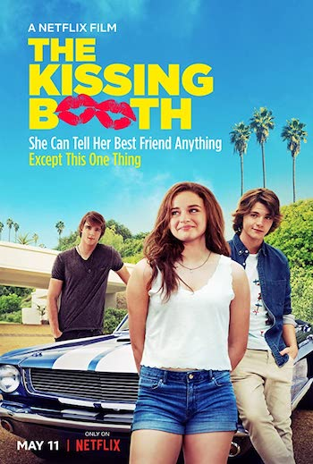 The Kissing Booth 2018 Dual Audio Hindi 480p WEB-DL 350mb