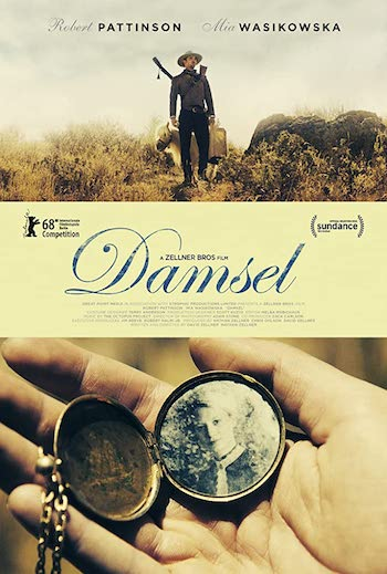 Damsel 2018 Dual Audio Hindi 480p WEB-DL 350mb