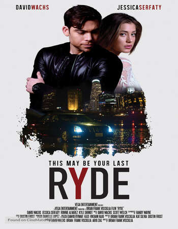 Ryde 2017 Hindi Dual Audio 450MB BluRay 720p ESubs HEVC