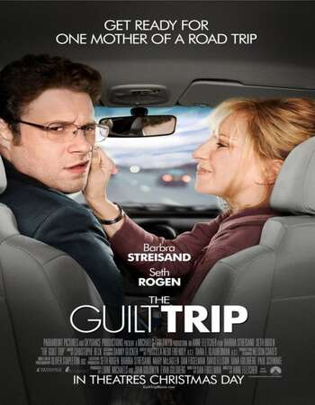 The Guilt Trip 2012 Hindi Dual Audio 300MB BluRay 480p ESubs