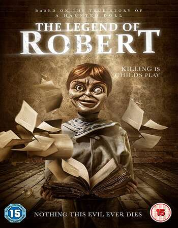The Revenge of Robert the Doll 2018 Hindi Dual Audio 250MB WEBRip 480p ESubs