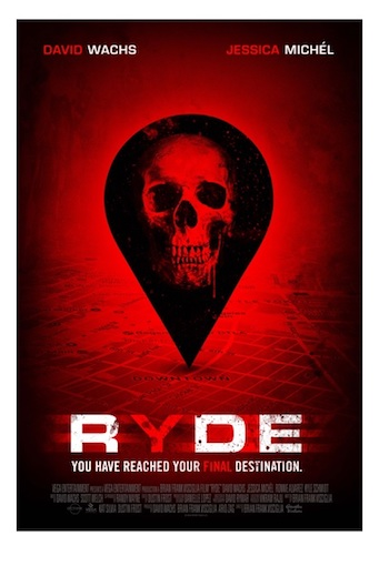 Ryde 2016 UNCUT Dual Audio Hindi 480p HDRip 250MB