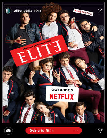 Elite S01 Complete 720p NF Web-DL MSubs HEVC