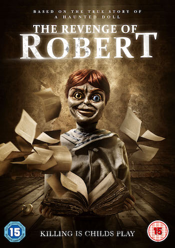 The Revenge Of Robert The Doll 2018 Dual Audio Hindi 480p WEBRip 250mb