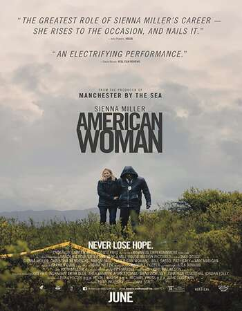 American Woman 2018 Hindi Dual Audio 350MB BluRay 480p ESubs