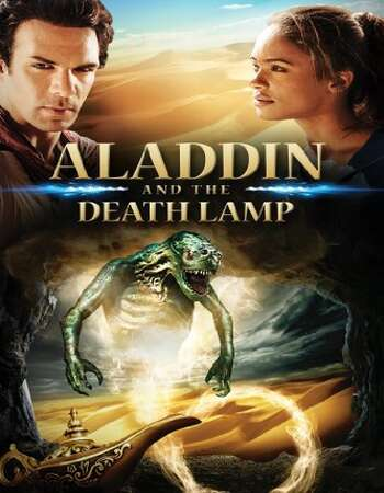 Aladdin and the Death Lamp 2012 Hindi Dubbed 250MB Web-DL 480p