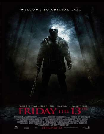 Friday the 13th 2009 Hindi Dual Audio 300MB BluRay 480p ESubs