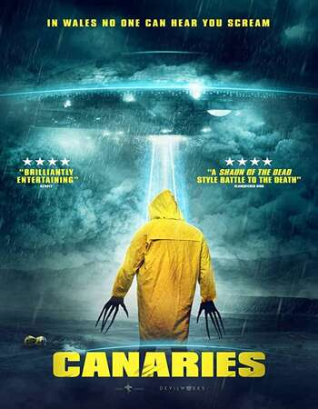 Canaries 2017 Hindi Dual Audio WEBRip Full Movie 480p Download
