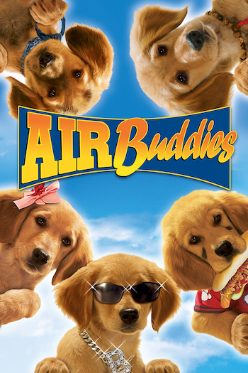 Air Buddies 2006 Hindi Dual Audio 280MB Web-DL 480p ESubs