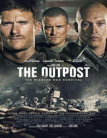 The Outpost 2020 English 350MB AMZN Web-DL 480p ESubs