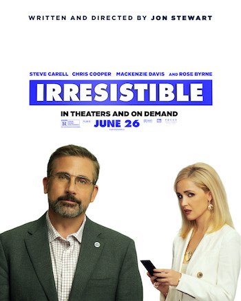Irresistible 2020 English 720p WEB-DL 800MB ESubs