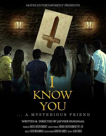I Know You 2020 Hindi 280MB HDRip 480p