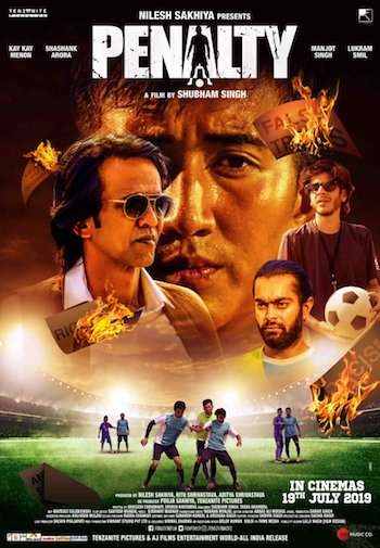 Penalty 2019 Hindi 480p WEBRip 350mb