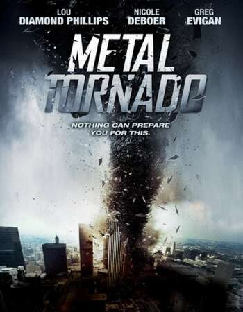 Metal Tornado 2011 Hindi Dual Audio 280MB BluRay 480p
