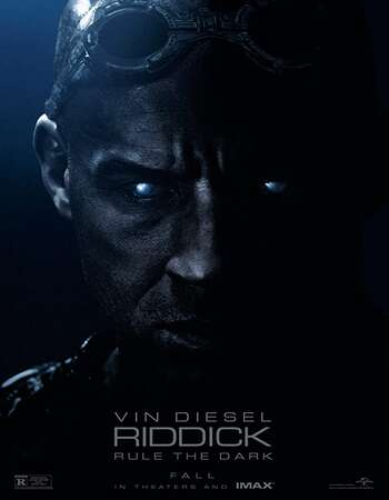 Riddick 2013 Hindi Dual Audio 400MB BluRay 480p ESubs