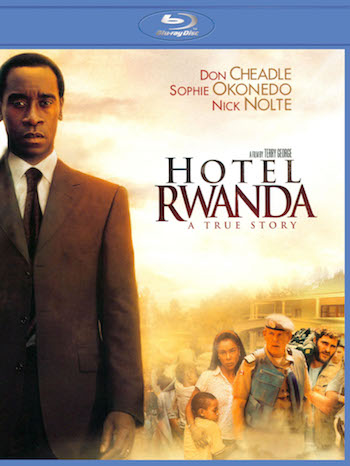 Hotel Rwanda 2004 Dual Audio Hindi 480p BluRay 350MB