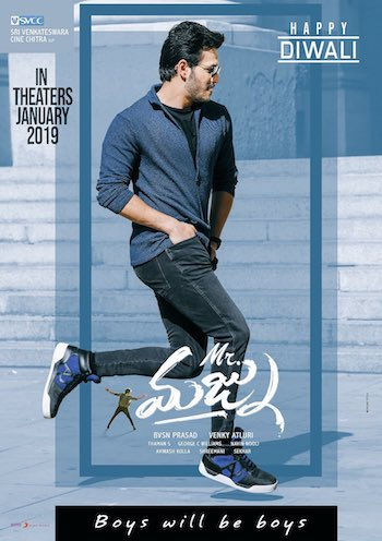 Mr Majnu 2019 UNCUT Dual Audio Hindi 480p HDRip 400MB