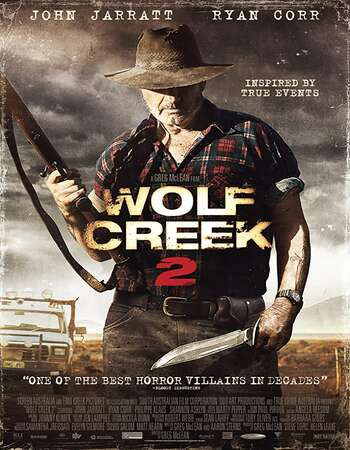 Wolf Creek 2 2013 Hindi Dual Audio 720p BluRay x264