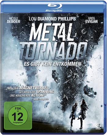 Metal Tornado 2011 Dual Audio Hindi 480p BluRay 280mb