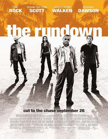 The Rundown 2003 Hindi Dual Audio 300MB BluRay 480p