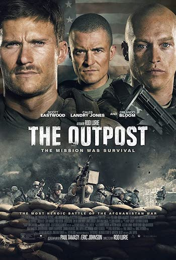 The Outpost 2020 English 720p WEB-DL 900MB ESubs