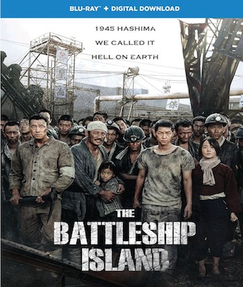 The Battleship Island 2017 Dual Audio Hindi 480p BluRay 400MB