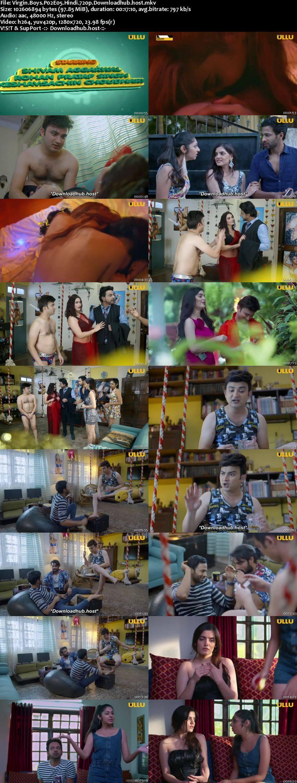Virgin Boys 2020 Hindi Part 2 ULLU WEB Series 720p HDRip x264