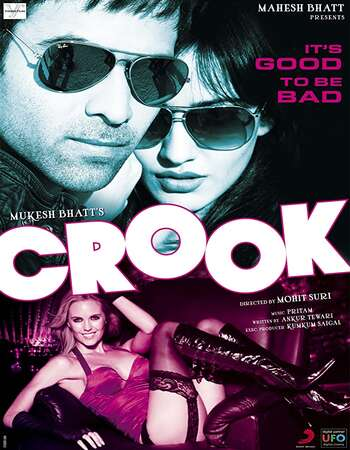 Crook 2010 Hindi 600MB HDRip 720p ESubs HEVC