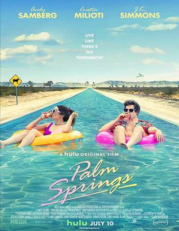 Palm Springs 2020 English 720p Web-DL 750MB ESubs