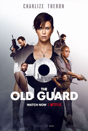The Old Guard 2020 Dual Audio Hindi 720p WEB-DL 1GB