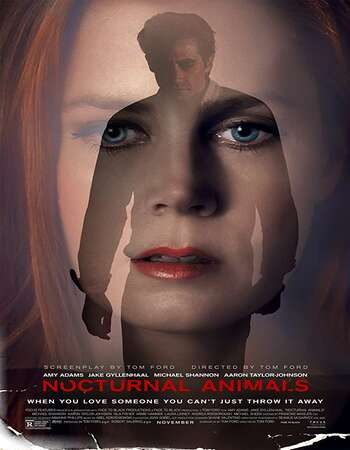 Nocturnal Animals 2016 Hindi Dual Audio 350MB BluRay 480p ESubs
