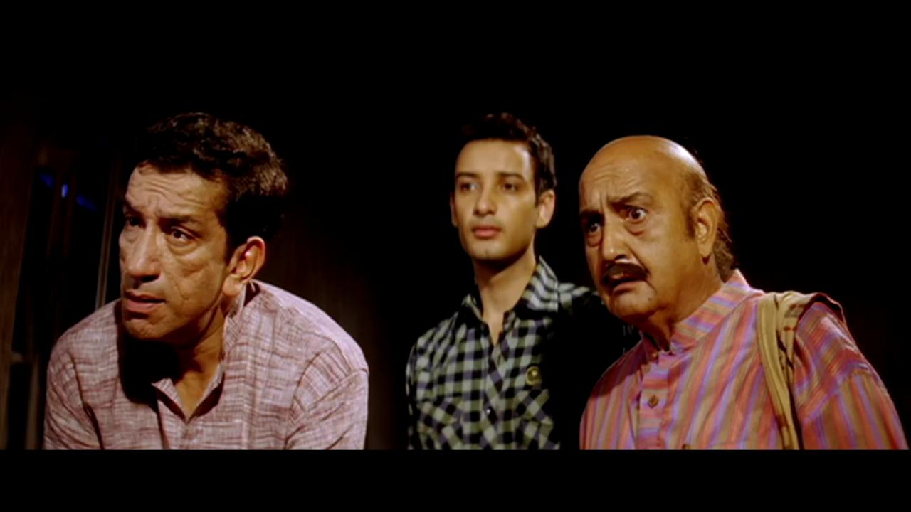 Gorosthaney Sabdhan Screen Shot 1