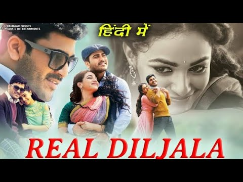 Real Diljala 2020 Hindi Dubbed 480p HDRip 350mb