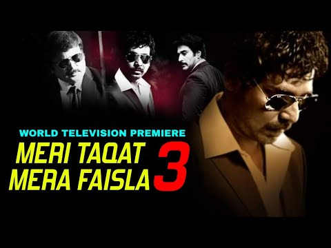 Meri Taqat Mera Faisla 3 2020 Hindi Dubbed 480p HDRip 350mb
