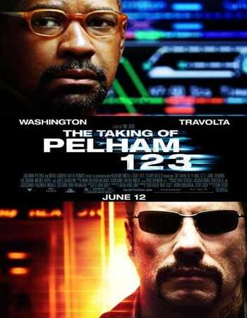 The Taking of Pelham 123 2009 Hindi Dual Audio 350MB BluRay 480p ESubs