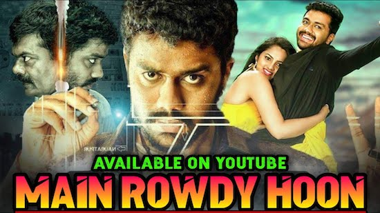 Main Rowdy Hoon 2020 Hindi Dubbed 720p HDRip x264