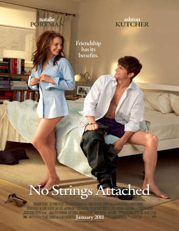 No Strings Attached 2011 Hindi Dual Audio 350MB BluRay 480p ESubs
