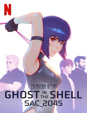 Ghost in the Shell SAC 2045 S01 Complete Hindi Dual Audio 720p Web-DL MSubs