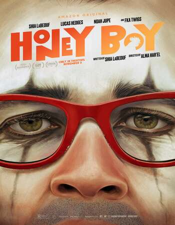 Honey Boy 2019 Hindi Dual Audio 500MB BluRay 720p ESubs HEVC
