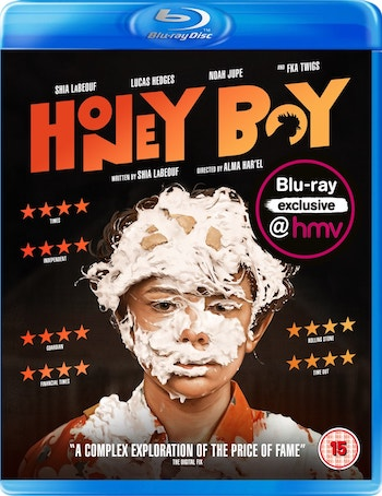 Honey Boy 2019 Dual Audio Hindi 480p BluRay 300MB